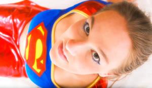 Supergirl Underneath by wstoneburner