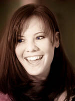 Girl Smiling by wstoneburner