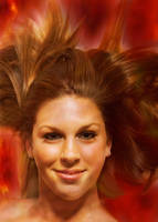 She's hot by wstoneburner
