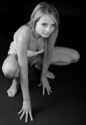 Crouching Beauty by wstoneburner