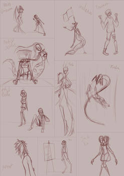Sketches 16.9.2018