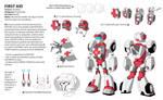 TFA Protectobots: First Aid