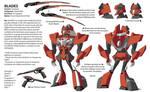 TFA Protectobots: Blades