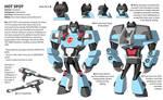 TFA Protectobots: Hotspot