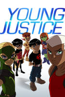 Young...er Justice? by dou-hong