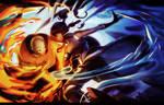 Legend of Korra vs. ATLA Aang