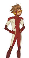 Young Justice Concepts: Impulse