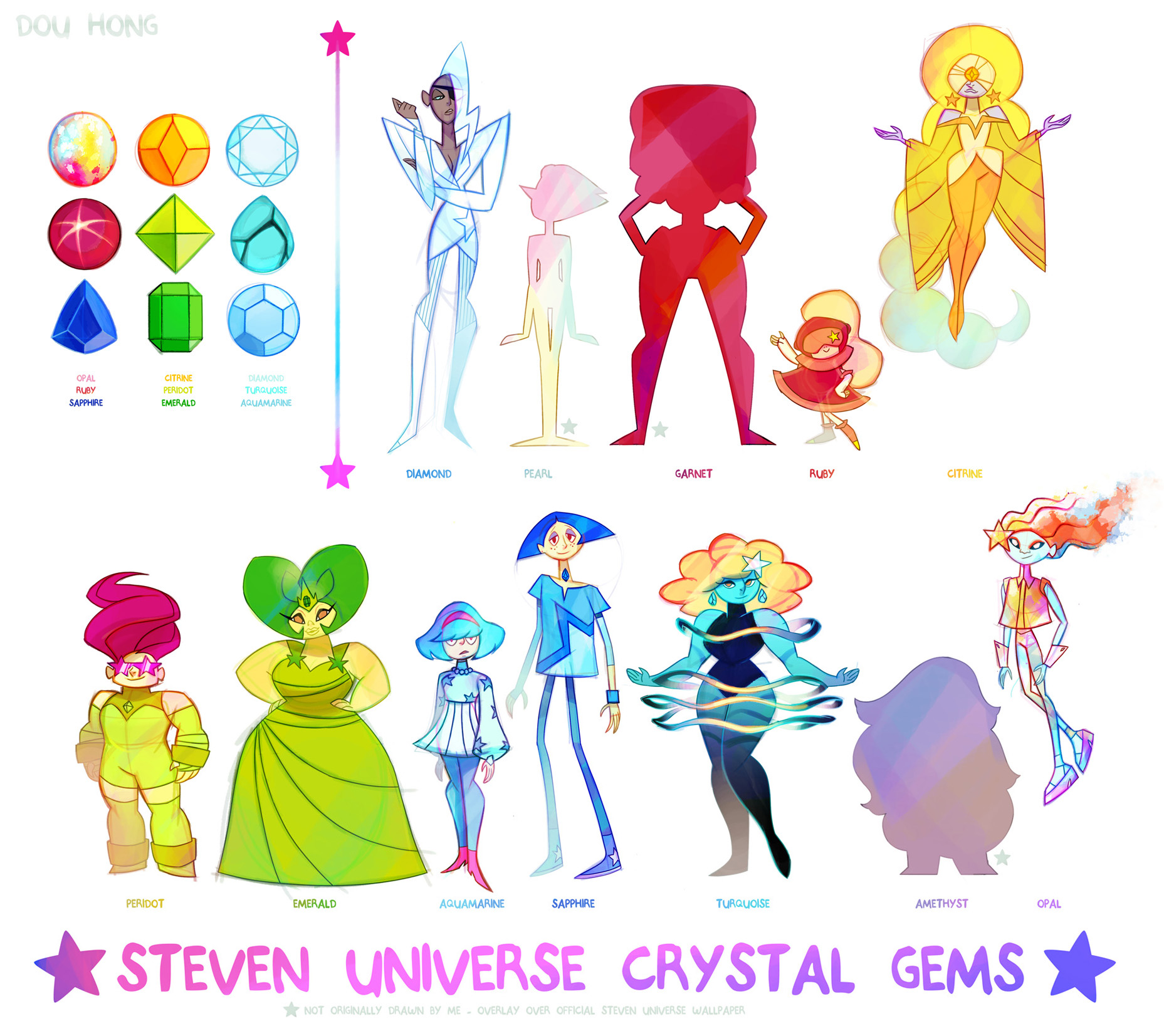 crystal gems games