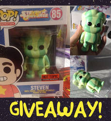 April Fool's Giveaway: Watermelon Steven FUNKO