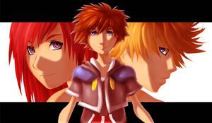 +Kingdom Hearts II+