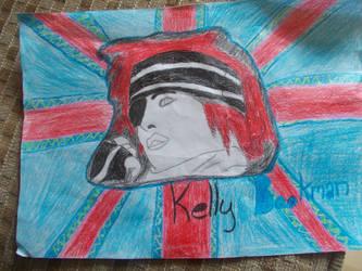 Kelly Bookman? by RustehSporkMonstah