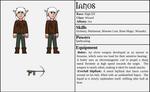 Character Card - Ianos