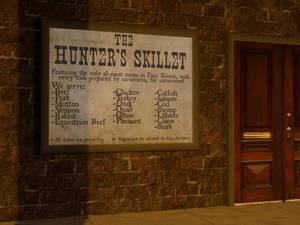 The Hunter's Skillet