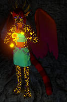 Glass the Shalkad Life-Shaper 3D by ZauberParacelsus