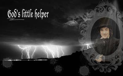 God's Little Helper by MsMoonTheLoon