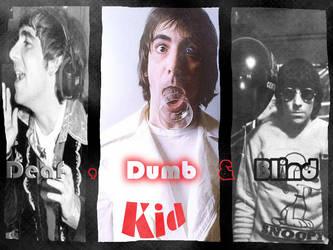 Deaf,Dumb and blind kid by MsMoonTheLoon