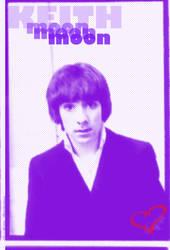 Mr.Keith John Moon by MsMoonTheLoon