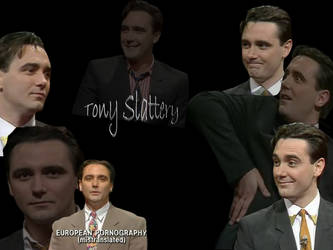 Tony Slattery Wallpaper 1 by MsMoonTheLoon