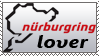 Nurburgring Lover Stamp by Xenami7