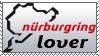 Nurburgring Lover Stamp by Xenami7