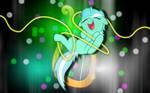 Adorable Lyra Heartstrings Wallpaper