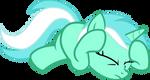 Frightened Lyra