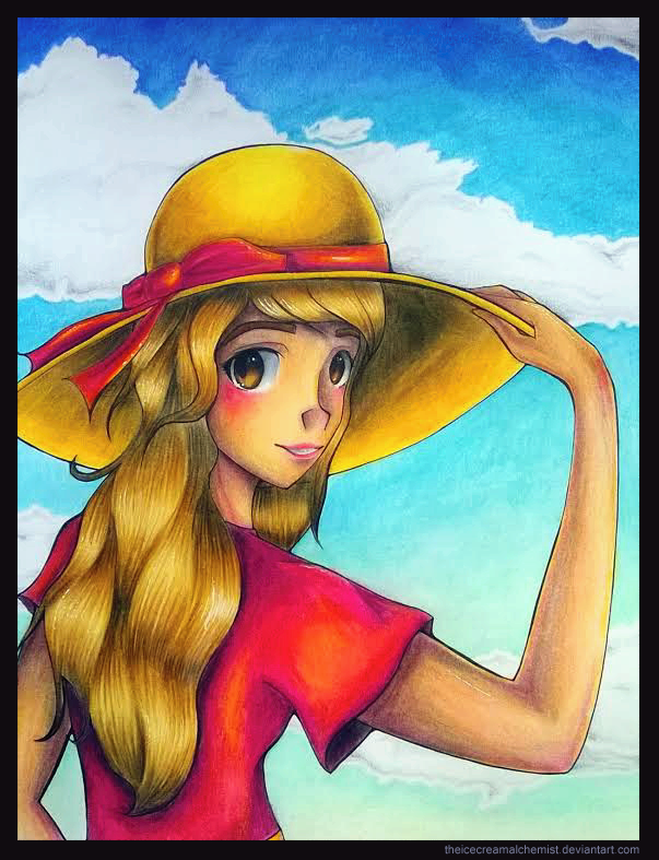 Summer Time by TheIcecreamAlchemist