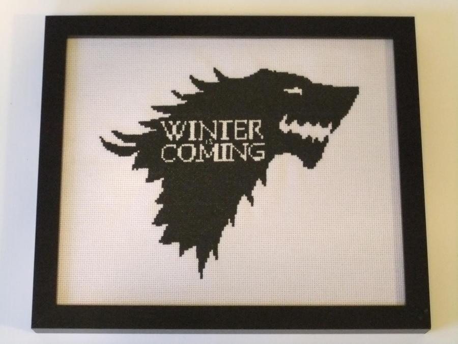 Winter is Coming by AlaskanAsh
