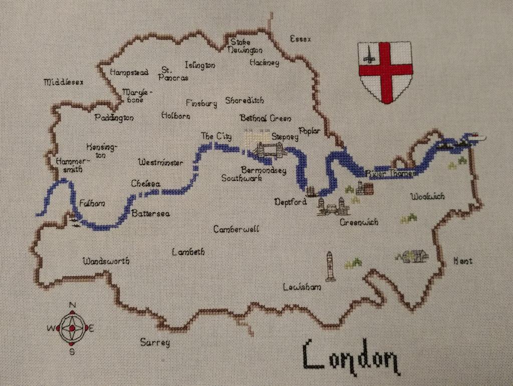London WIP by AlaskanAsh