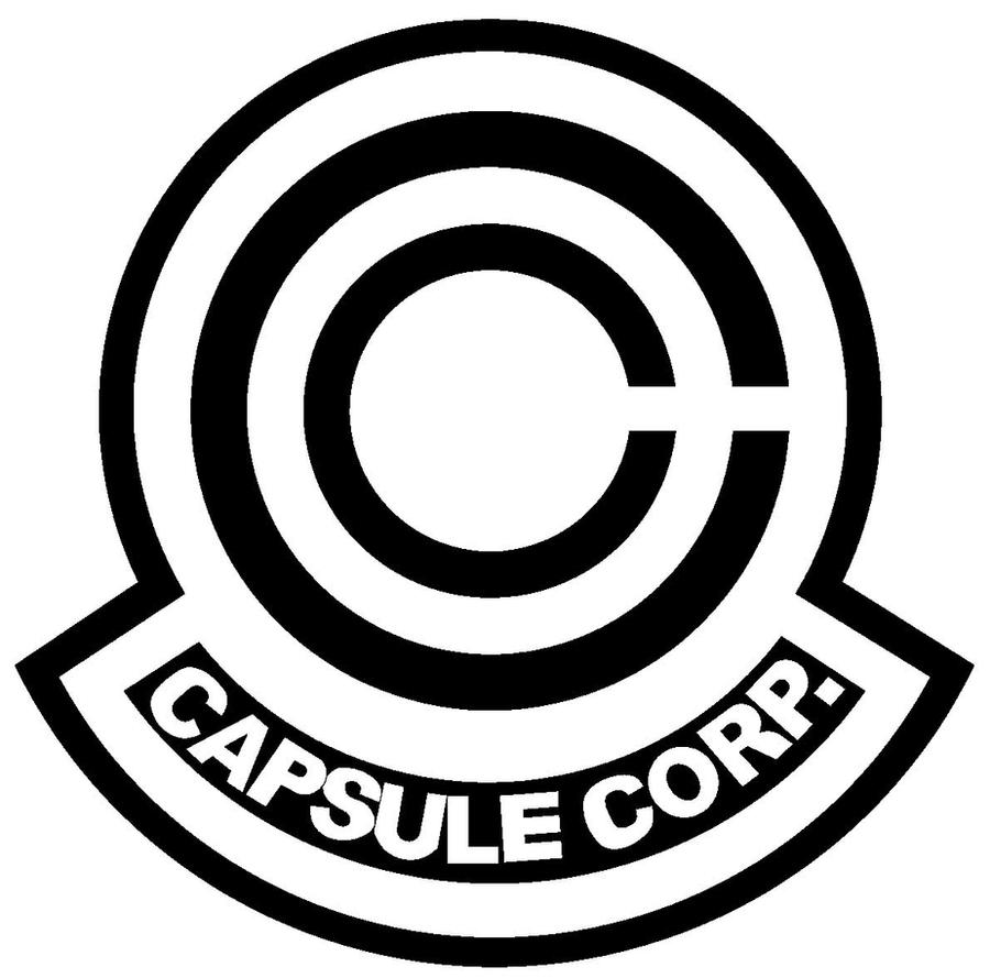 Capsule Corps Logo Capsule Corp Logo Top Images