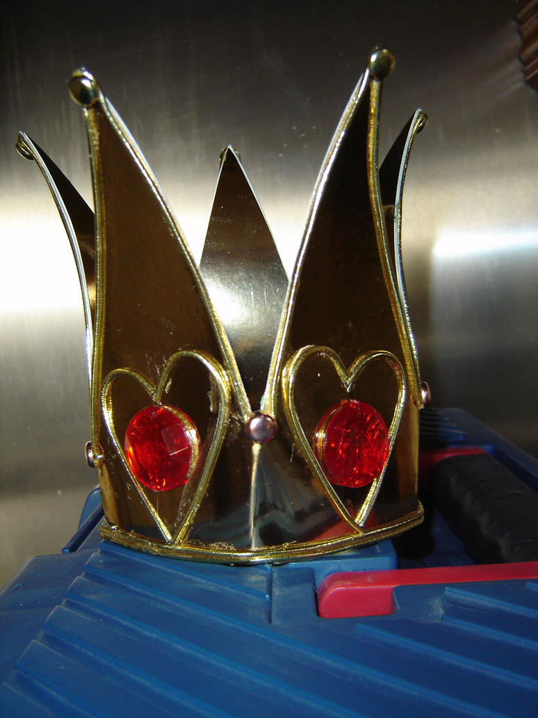 Red Queen Crown by Deviant-MuthaRed Queen Crown Clip Art