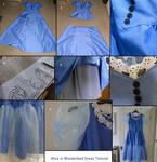 Alice  Dress  Tutorial