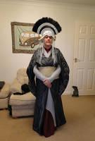 Amidala costume by Deviant-Mutha
