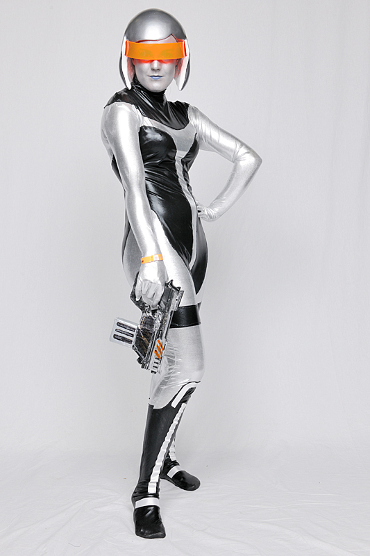 EDI - Mass Effect3 by Deviant-Mutha