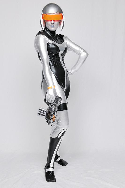 EDI - Mass Effect3 by Deviant-Mutha