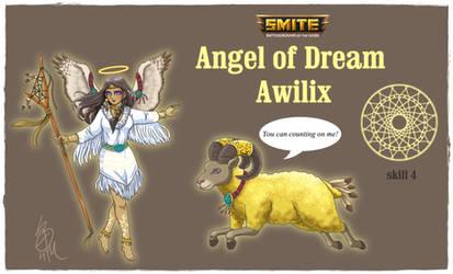 Angel-of-dream