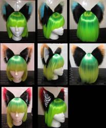 Example Vulpine/Fox Ears 02 2013 by SqueekyMoonkin