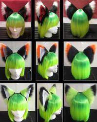 Banzai Ears 03 by SqueekyMoonkin