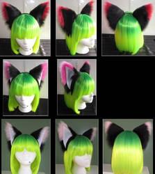 Banzai Ears 04 by SqueekyMoonkin