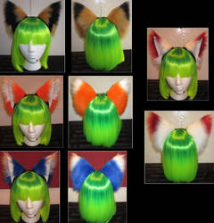 Banzai Ears 05 by SqueekyMoonkin