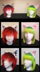 Sale Ears 02 by SqueekyMoonkin
