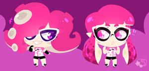 Octo Squid