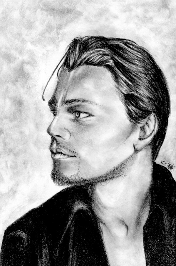 Leonardo Di Caprio by Kirikromium