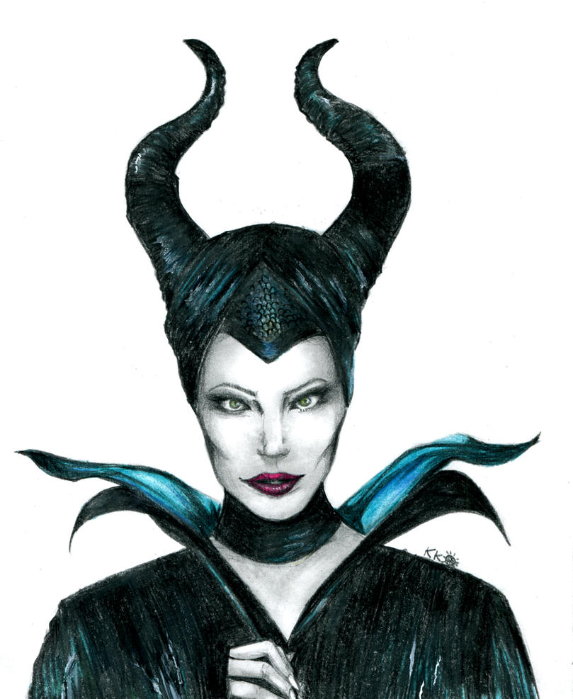 Maleficent by Kirikromium