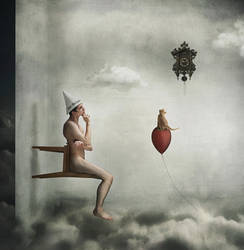 Thoughts on a Surreal world... by StelfySkya