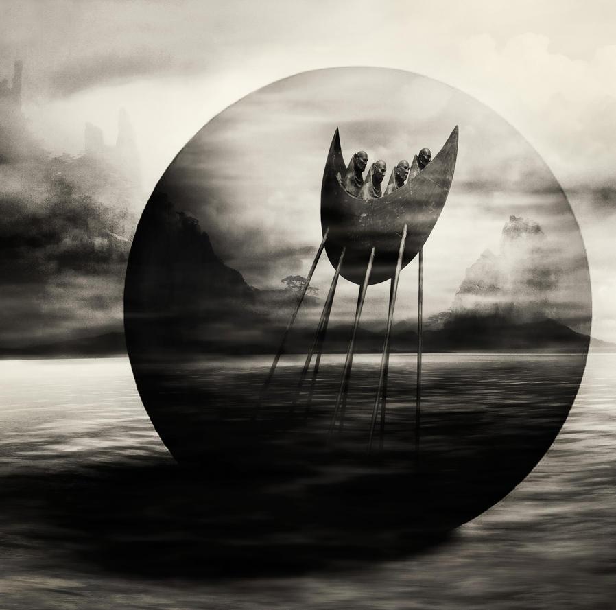 Moonwalkers... by StelfySkya