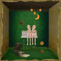My melomanic box... by StelfySkya