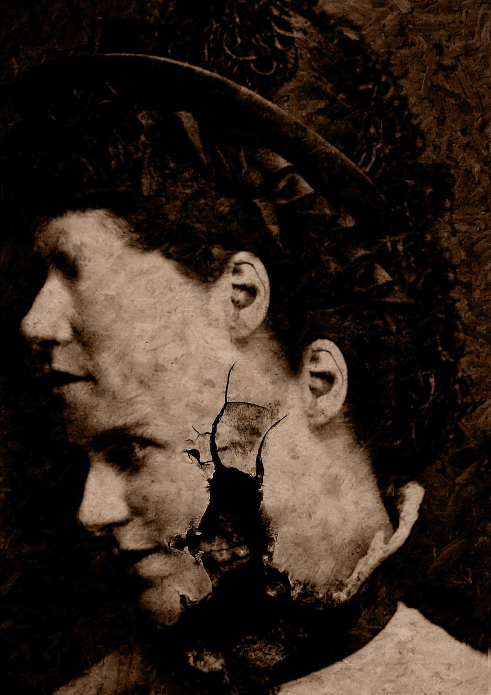 Sad Woman Painting A sad woman by gearlockSad Woman Painting