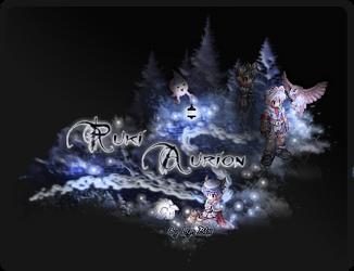 Ruki Forest Signature by LynBlx