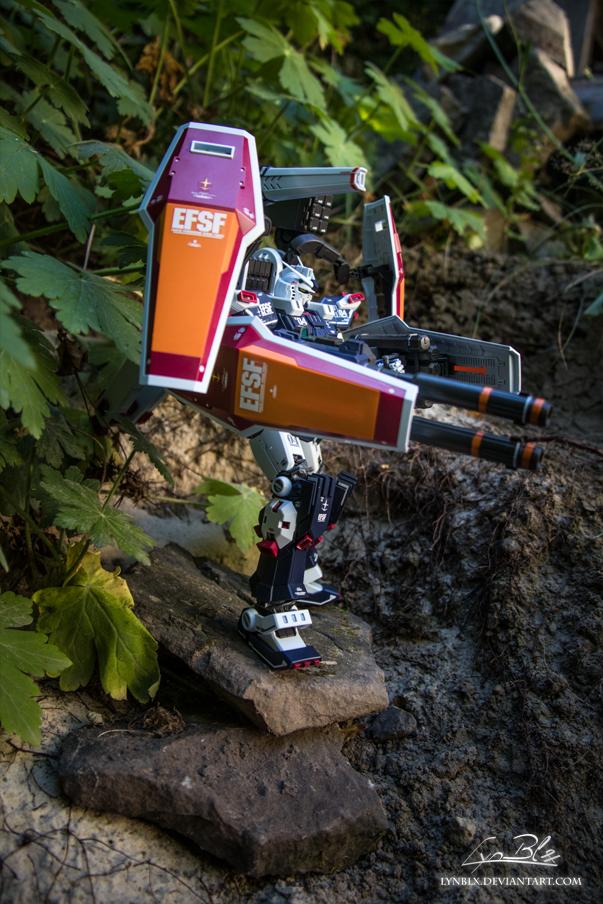 FA-78 Full Armor Gundam by LynBlx